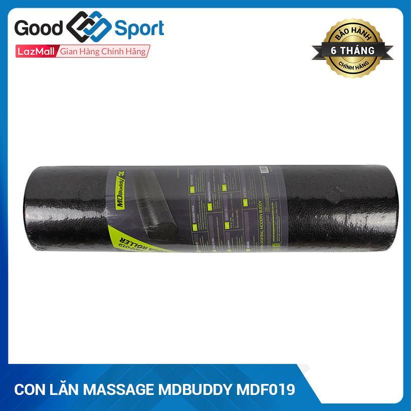 Ống Tập Yoga Con Lăn Tập Gym Fitness Massage Thư Giãn Cơ Bắp MDBuddy MDF019 1 chiếc