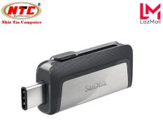 USB OTG Sandisk Ultra Dual Type-C 3.1 64GB 150MB/s (Bạc) – Nhat Tin Authorised Store