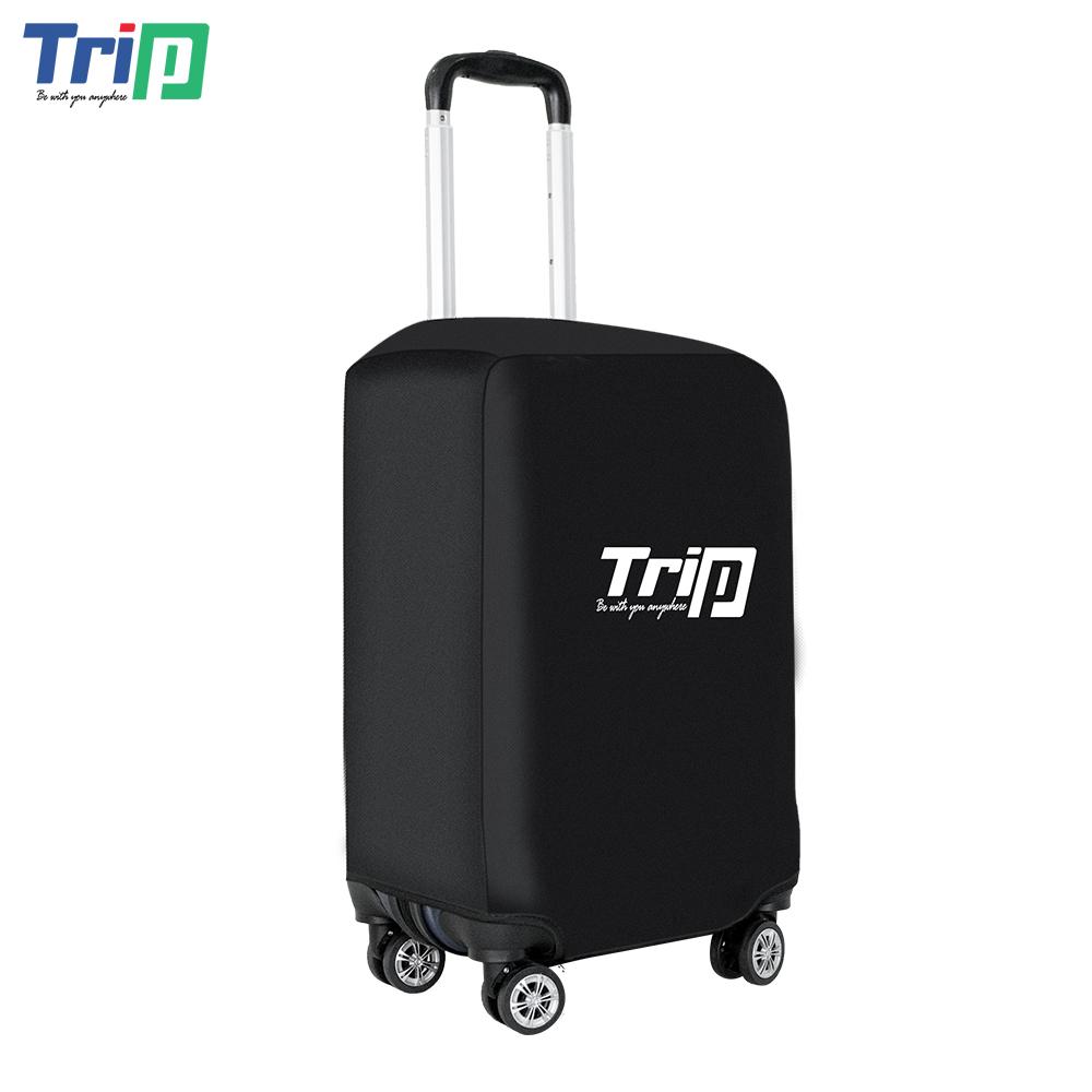 Áo trùm vali du lịch TRIP vải dù chống thấm - Áo bọc TRIP vảo vệ vali chống thấm nước