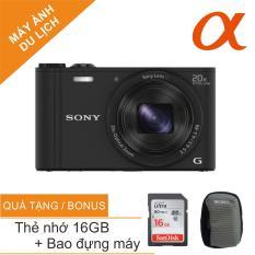 Máy ảnh Du Lịch Sony DSC-WX350 – nhỏ gọn với Zoom quang học 20X