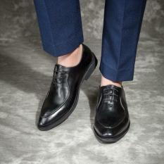 Giày nam dáng công sở viển nổi thời trang (ĐEN, NÂU)