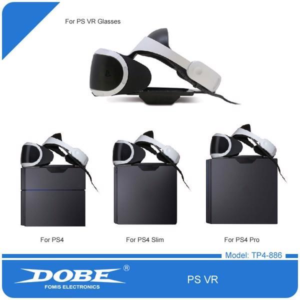 GIÁ ĐỠ KÍNH 3D CHO PS4/ PS4 SLIM/ PS4 PRO - DOBE TP4 886