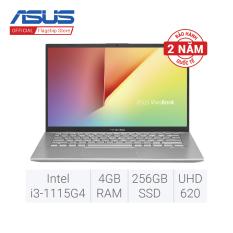 Laptop ASUS VivoBook A415EA-EB359T I3-1115G4 4GB DDR4 256GB SSD Intel® UHD Graphics 14 Inch FHD Windows 10