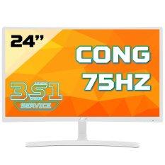 [VOUCHER 10% từ 27-29.03] Màn Hình Acer ED242QR 24″ Cong FHD 75Hz VA FreeSync