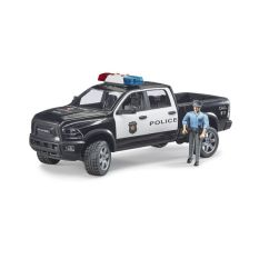 MYKINGDOM – Bruder Xe Police RAM 2500 BRU02505