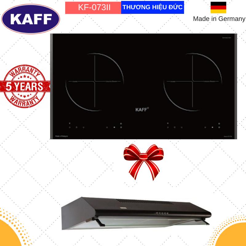 BẾP TỪ KAFF KF-073II – Hàng Chính Hãng (Hotline: 0899.167.587) – Tặng máy hút mùi cổ điển
