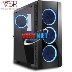 Máy tính chơi game VNgame 72X50 core i7 2600 card GTX-1050 Ram 8GB Hdd 500GB (chơi Liên Minh, gta5, pubg, cf, fifa4)