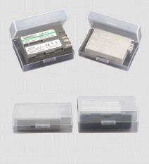Combo 2 HỘP ĐỰNG pin máy ảnh DSLR chống trầy xước chống ẩm thất lạc pin bảo vệ đúng cách