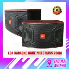 Loa Karaoke, Nghe Nhạc SWA bass 25cm lưới sắt ( nhiều mẫu )