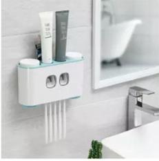 Hộp nhả kem đánh răng tự động cao cấp ECOCO, không cần khoan tường