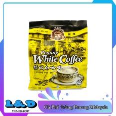 Cà phê trắng White Coffee Penang Malaysia