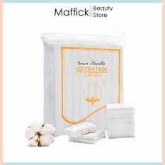 Bông tẩy trang 3 lớp cotton pads 222 miếng Smart Manelle BTT Maffick
