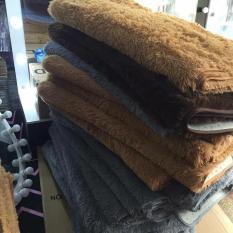 [5 màu chọn] Thảm lông trải sàn lông xù cao cấp phòng Khách chống trượt trang trí nhà cửa 1m6x2m (Chọn màu ) GDLINHA01