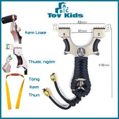 Đồ Chơi Trẻ Em Cây Giữ Dây Thun Cao Su Loại I – tặng 50 viên bi + 1 bộ dây thun