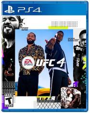 [PS4-US] Đĩa game UFC 4 – PlayStation 4