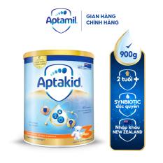 Sữa bột Aptakid New Zealand hộp thiếc (900g) cho bé từ 24 tháng tuổi