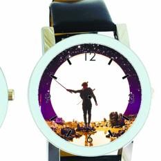 Đồng hồ đeo tay in hình Jack J97 Hoa Hải Đường