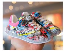 [Size 21-30] Giày Thể Thao Cho Bé Trai / Bé Gái Giày Sneaker Cho Bé GT278