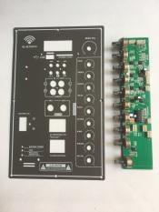Mặt panel và mạch echo-rề hay cho d.i.y loa kéo