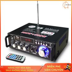 Amly karaoke, Âm ly giá rẻ, Amly Mini Bluetooth BT-298A phiên bản cao cấp, chức năng đa dạng, chống rú, rít, sẵn sàng khuếch đại mọi tín hiệu mà nó nhận được. Bảo Hành Uy Tín