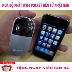 (SIÊU KHUYẾN MẠI 2019-LÌ XÌ QUÀ CỰC LỚN) Bộ phát wifi 3G 4G bằng sim điện thoại EMOBILE D25HW cấu hình khủng-cực thông minh-Pin trâu-hàng cực bền-GIÁ RẺ-QUÀ LẠI LỚN