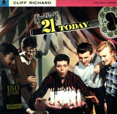 Đĩa than – LP record – Cliff Richard & The Shadow–21 Todays – Brand new vinyl record