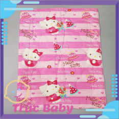 Mền Vải Thắng Lợi cao cấp trần bông Cho Bé – Mền Trẻ Em 75x95cm