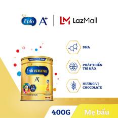 Sữa bột Enfamama 360° Brain Plus cho mẹ mang thai và cho con bú – Vị Chocolate 400g – Cam kết HSD còn ít nhất 10 tháng