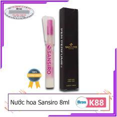 NƯỚC HOA SANSIRO THỔ NHĨ KỲ 8ml- K88 dành cho nữ