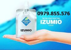 Izumio Nước uống giàu Hydro từ Nhật Bản thùng 48 bịch