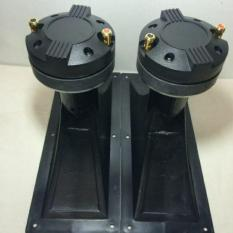 1 củ loa treble kèn D350 + 1 họng phễu 12x28cm