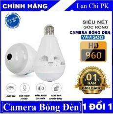 Camera Wifi Bóng Đèn Yoosee HD-1.3MP Có Tiếng Việt Hình Ảnh Sắc Nét Ngày Đêm- Xem 360 Độ Linh Hoạt- Led Phát Sáng