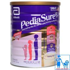 Sữa Bột Abbott PediaSure BA Hương Vani Hộp 1,6kg (Cho trẻ 1~10 tuổi)