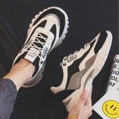 Giày nam thể thao, giày Sneaker nam Hàn Quốc cao cấp phối chữ SP – 330
