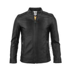 Áo khoác (GIÁ SHOCK) nam da cao cấp thiết kế dây kéo đơn giản lịch lãm thời trang phong cách – Liyorshop – PAKD4002