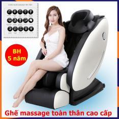 Ghế massage toàn thân cao cấp, ghế massage điện thông minh SaBo, thiết bị massage toàn thân đa năng. máy mát xa toàn thân , ghế sofa massage tự động toàn thân
