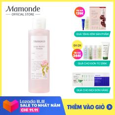 [Mamonde] Nước hoa hồng dưỡng ẩm Mamonde Rose Water Toner 250ML