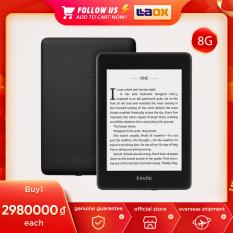 Máy đọc sách Kindle Paperwhite 4 – Gen 10 – 2019 (Kindle Paperwhite 4 E-reader Amazon – Gen 10 8GB/32GB) – Màn hình 6 inch chống chói lóa – Bảo hành 12 tháng