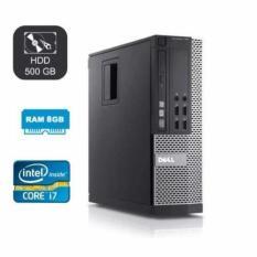 Máy tính đồng bộ Dell Optiplex 990 core i7 RAM 8GB HDD 500GB