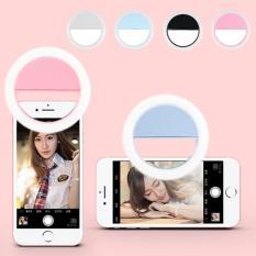 Đèn trợ sáng chụp ảnh cho điện thoại Selfie Ring Light cho điện thoại