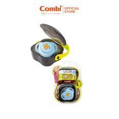 Ty ngậm chống hằn size L màu xanh kèm hộp Combi
