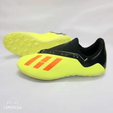 Giày đá bóng cao cổ X -A18 cao cấp -cỏ nhân tạo-khâu full