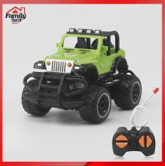 Đồ chơi xe jeep điều khiển từ xa 4 chiều vượt điạ hình quà tặng tuyệt vời cho bé