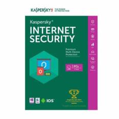 Phần mềm diệt virus Kaspersky internet security 3 User