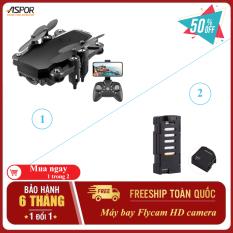 Máy bay camera – Pin Flycam 4k flycam mini giá rẻ điều khiển từ xa quay phim, chụp ảnh, chống rung quang học kết nối wifi có tay cầm điều khiển động cơ mạnh mẽ, lộn 360-3 tốc độ có thể tinh chỉnh – Sale 50% (nhiều màu)