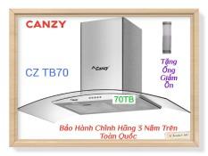 Máy Hút Mùi Kính Cong Cao cấp Canzy CZ TB70 ( Mẫu Mới 2020 )