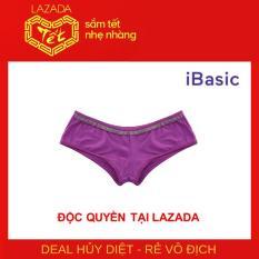 Quần lót nữ cheeky thun cotton iBasic 3241