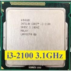 Bộ vi xử lý cpu intel core i3 2120 socket 1155 sử dụng cho main h61, B75, Q67….. Bảo hành 3 tháng