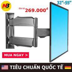 [Giá Tốt] giá treo tivi thông minh đa năng dùng cho mọi tivi từ 32-55 inch