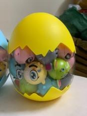 Set trứng 20 con vật chạy đà đáng yêu